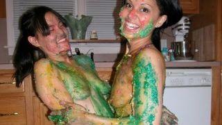 Un duo haut en couleur