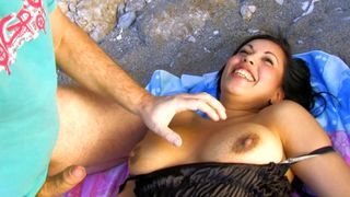This busty arab girl is a real pleasure