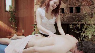 Rendez vous avec une masseuse perverse