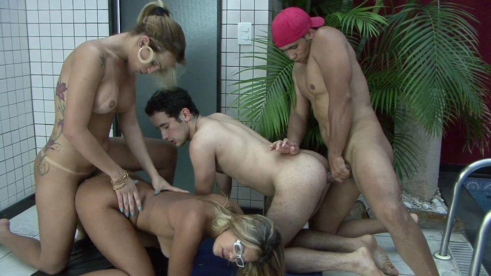Gay porno partys