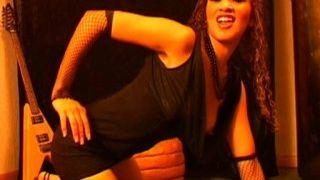 Alycia Lopez en webcam